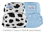 One - Size Cloth Diaper